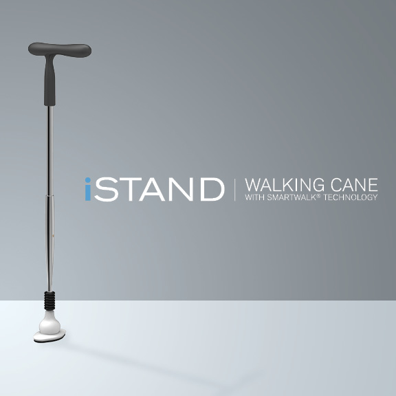 iStand Walking Cane Booklet